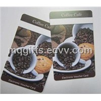 Cheap Plastic Gift Card Printing