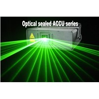 Optical Sealed DJ Laser Show Light ACCU 0.5G
