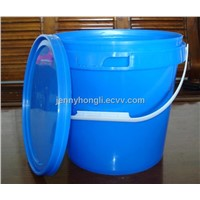 Plastic Pail ,Lubricant Bucket with Lid