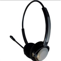 Portable Bulit-In Microphone Headband Stereo Bluetooth Headphone