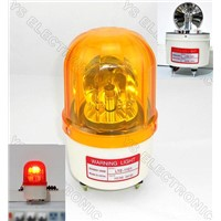 red/blue/yellow/green strobe light LTE1101L revolving warning traffic lights beacon bulb