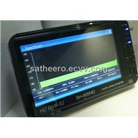 sathero DVB-S2 Spectrum analyzer HD satellite finder SH-600HD
