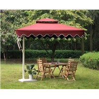square Roma garden umbrella