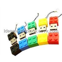 Toy Brick USB Memory Stick
