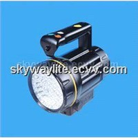 new generaration  of handheld red, green and yellow signal light