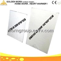 2013 Latest Electric Infrared Carbon Crystal Wall Heater Panel