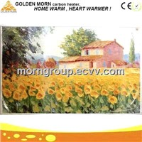 750watt Heater Panel with Art Pictures Wall Mounted Heater