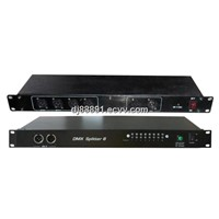 DMX 4/8 Way Signal Amplifier