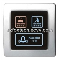 Hotel Touch Doorbell Display/Touch Screen Doorbell Display FDS-001A