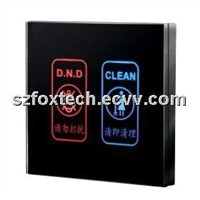 Hotel Touch Doorbell Display, Touch Screen LCD Display, Outdoor LED Display