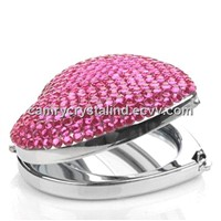 Jewelwed Compact Mirror/Pocket Mirror/Makeup Mirror