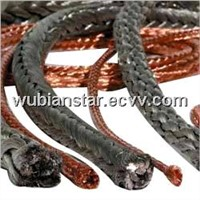 Round Copper Braided Wire