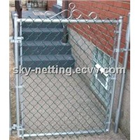 Single Leaf 1.2m(h) 1.2m(W) Square Tube 40x40mm Fence Gate