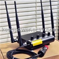12V 3G GSM CDMA Jammer 4G Blocker SJ8029