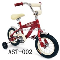 12-Inch Kid's Classic Flyer Retro Bike