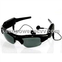 2GB MP3 Sunglasses DVR with TF Card Slot-SSC6002