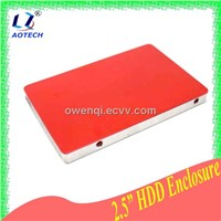 2.5inch laptop ssd enclosure solid state disk enclosure 2.5inch ssd caddy