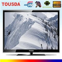 32'' backlit LED TV with HD 1366X768 analog
