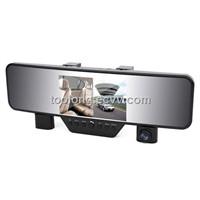 4.3inch Bluetooth Car DVR G-Sensor Built-In Battery