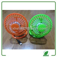 4 inch mini USB desk fan