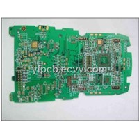 4 Pin Connector PCB