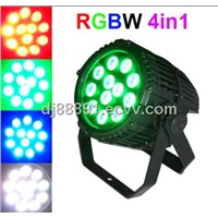12pcs *10w 4in1 Rgbw LED Outdoor Light