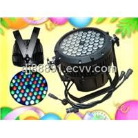 54x3w LED Water Proof Lighting/ LED Waterproof Par Light