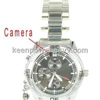 5.0 MP Pinhole Hidden Camera Watch with CMOS Sensor (SW1043)