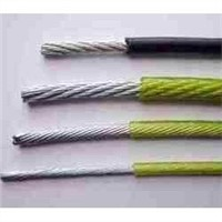 6x7 7x7 6x19 7x19 PVC coated wire rope