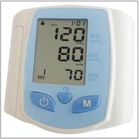 Blood Pressure Monitor Wrist Type YK22