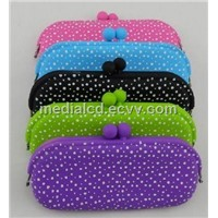 Bulk Wholesale Fashion Silicone Purse Wallet
