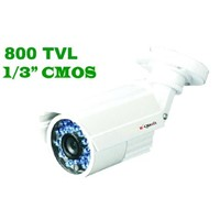 CMOS 800TVL Color 24 IR Leds outdoor 25-30m Waterproof Surveillance Camera