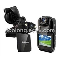 Cheap 2.0inch 270degree LCD rotating Car DVR