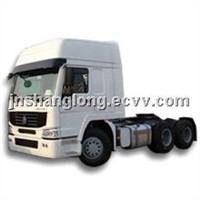China Manufacturers HOWO 6x4 Fuel Tank Tractor
