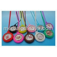 Fashion Watches 2013 Silicone Necklace Watch