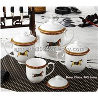 Fine Bone China, Dinner ware set , Bone porcelain, Table Ware