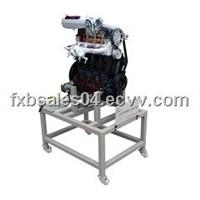 Gasoline Engine Cutaway Demo Bench