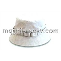 Girl Cotton Bucket Cap