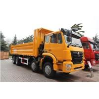 SELL/BUY Sino truck HOHAN DUMPER TRUCK 8x4 ZZ3315M2866C1