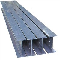 H BEAM   welded h beam