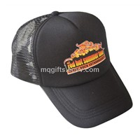 High Quality Heat Transfer Logo Mesh Trucker Cap