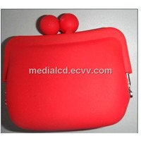 High Quality Silicone Purse Wallet
