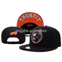 Hip-Hop Fashion Custom Snapback Hat Flat Brim Baseball Cap