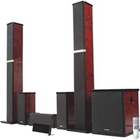 Home Theater with Subwoofer System H600