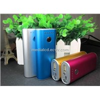 Hot Sale Portable Power Bank with Ultra-Thin Design for Smartphone