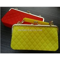 Hot Sell Silicone Wallets Purses CF-SP01
