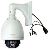 Intelligent CCTV SONY 520TVL 30xZoom High Speed Dome Camera PTZ outdoor use