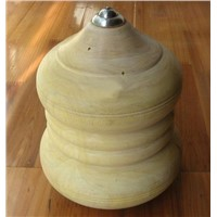 Jiuling wood spinning top jujube whipping top