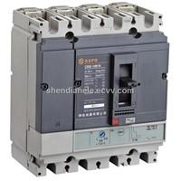 MCCB NS100N 4P Moulded Case Circuit Breaker