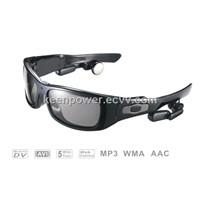 MP3 Eye Wear Digital Sunglasses SSC6012